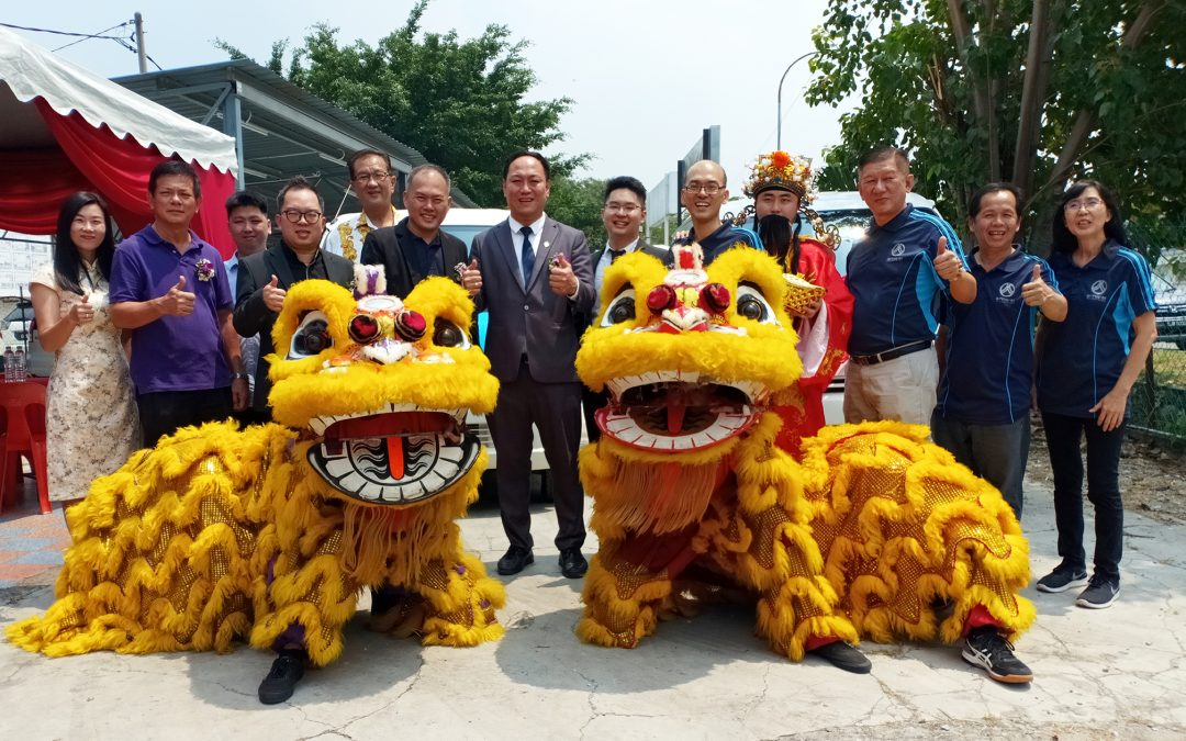 Grand Opening – Klang Service Point