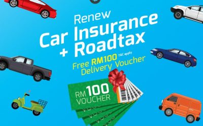 Renew Car Insurance And Road Tax