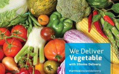 Fresh Vegetable Delivery
