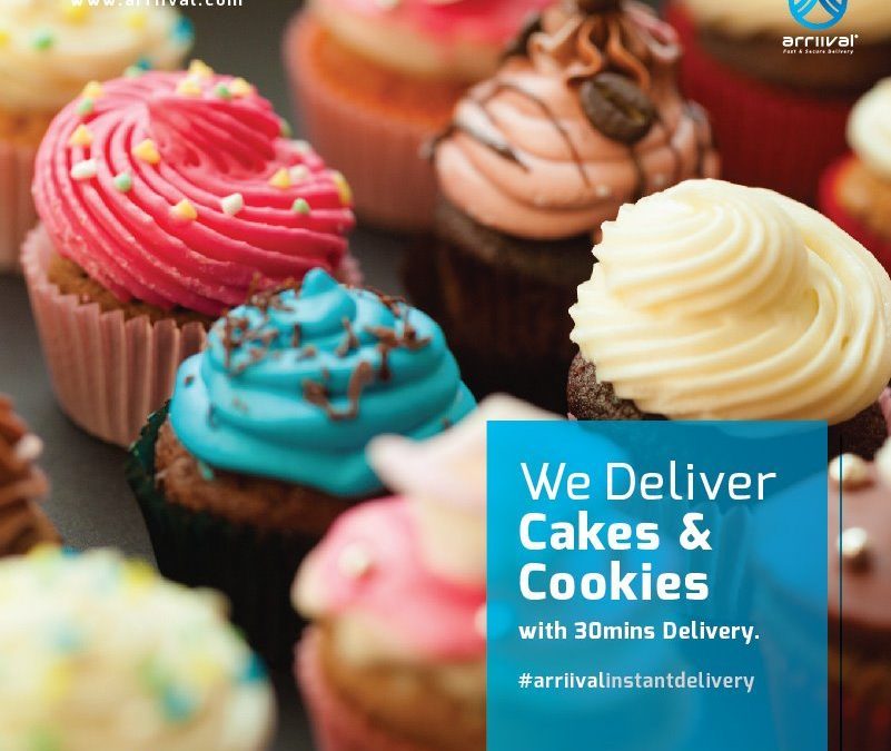 Cakes And Cookies Delivery