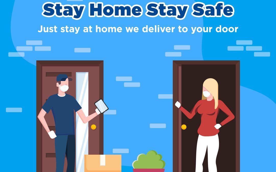 Door to Door Pick Up & Delievery Service For You