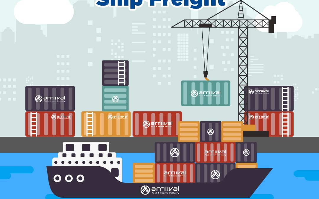 SHIP FREIGHT DELIVERY OPERATION NOW