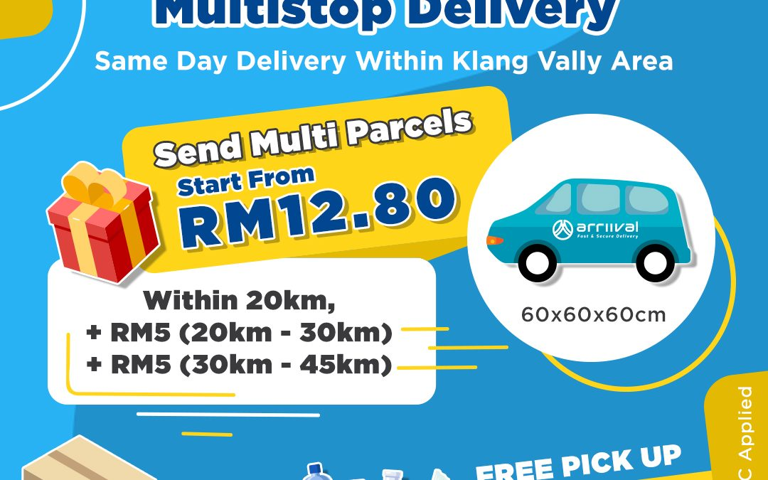 Multistop Delivery Service
